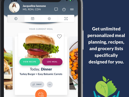 Introducing Our New Smart Tech for Stress-Free Meal Planning