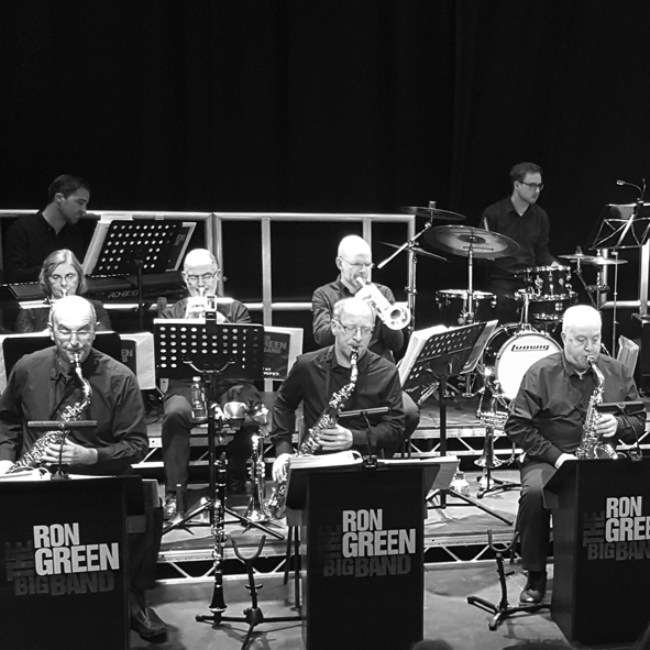 THE RON GREEN BIG BAND