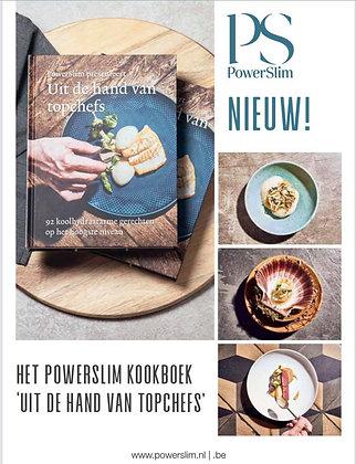 Powerslim Kookboek Uit De Hand Van Topchefs