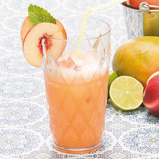 PowerSlim Drank Perzik Mango