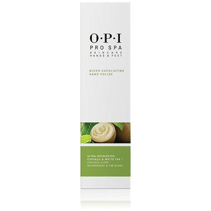 O.P.I. Micro-Exfoliating Hand Polish