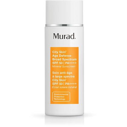 Murad City Skin Age Defense Broad Spectrum SPF50