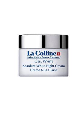 La Colline Absolute White Night Cream