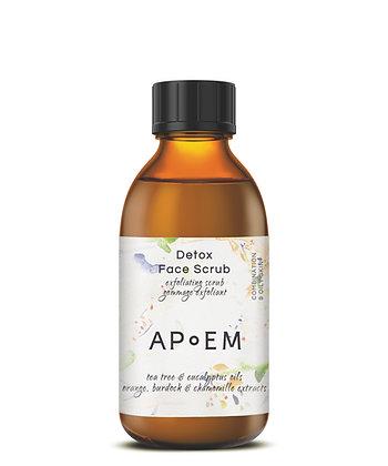 APoEM Detox Face Scrub