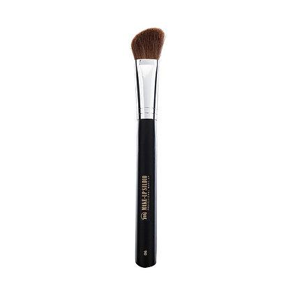 Make-up Studio Blusher/shape Penseel Rond Nr. 6 / Ponyhaar