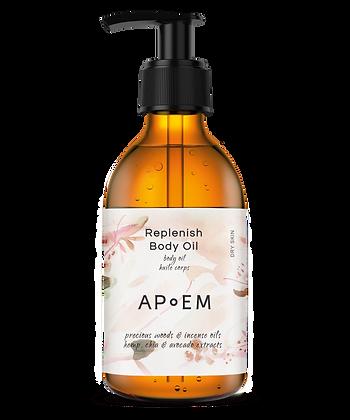 APoEM Replenish Body Oil
