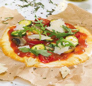 PowerSlim Pizza met Saus