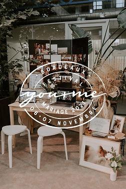 Festival mariage Bordeaux 2021 6+7 novembre 2021