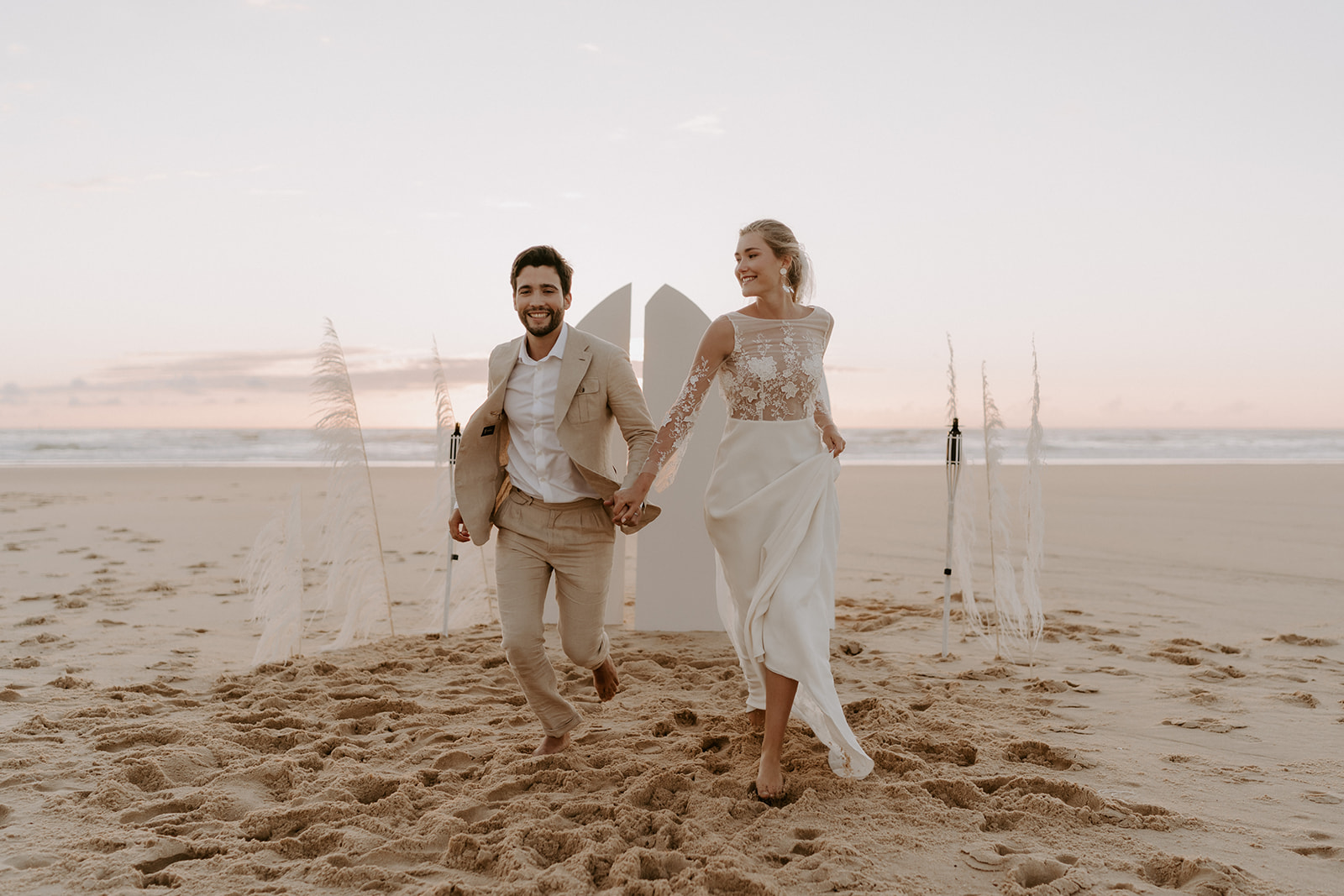 Editorial Summer - Festival mariage You and Me