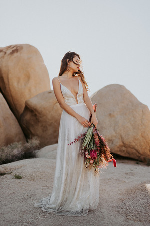 Editorial Californie Festival Mariage You and Me