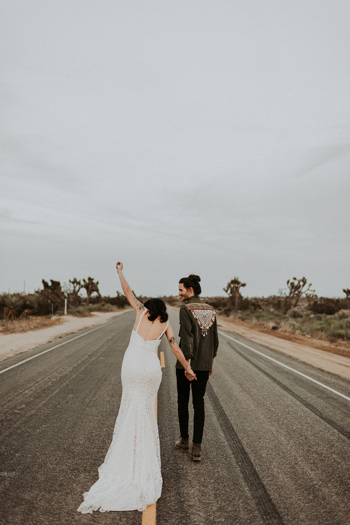 Editorial Californie 2019 - Festival Mariage You and Me