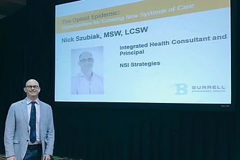 MSW, LCSW, Nick Szubiak, Training & Webinars, Experience, NSIS, NSI Strategies, Healthcare Consulting