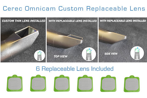 Omnicam Replaceable Lens with FlexiGlass®