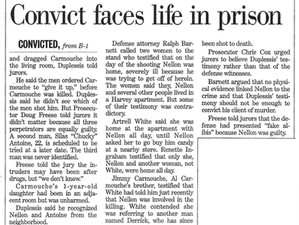 Marrero man is guilty in murder
