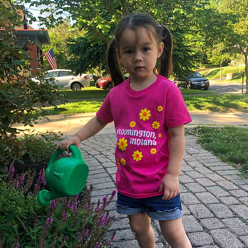 Kids Floral Bloomington T-Shirt