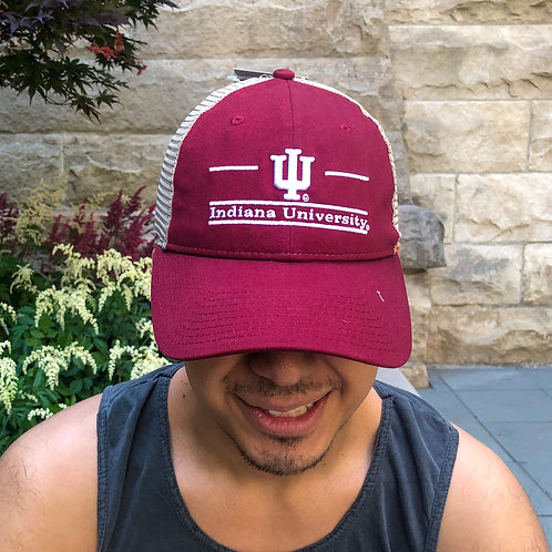 Indiana Trident Bars Mesh Back Cap