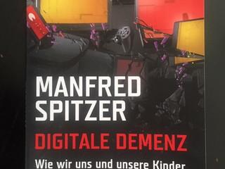 """Meine Buchempfehlung: """"Digitale Demenz"""" von Manfred Spitzer"""