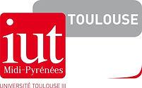 Logo de lIUT Paul Sabatier