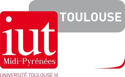Logo de l'IUT Paul Sabatier