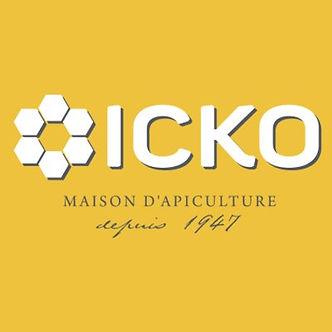 Logo de la maison d'apiculture Icko