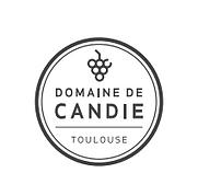 Logo du domaine de candie à Toulouse