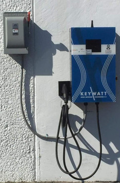 Electric Car Charger Installation Los An