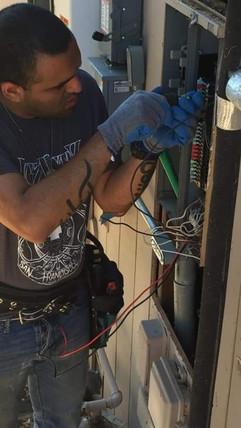 Electrical Repair - Dynaforce Electric C