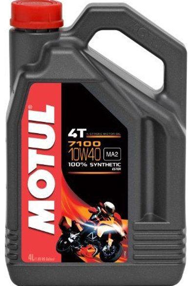 Motul 7100 fully synthetic 10w40 4L