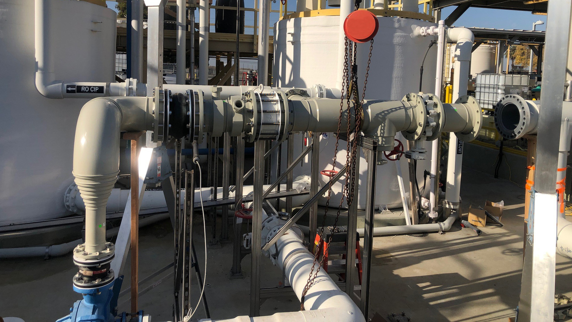 CIP Process Proline® Fabrication