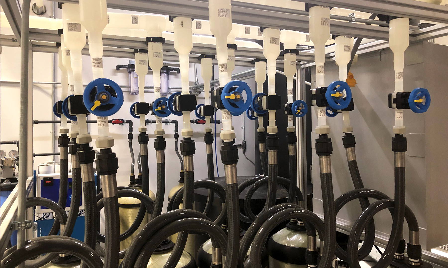 Poly-Pure® DI Water System