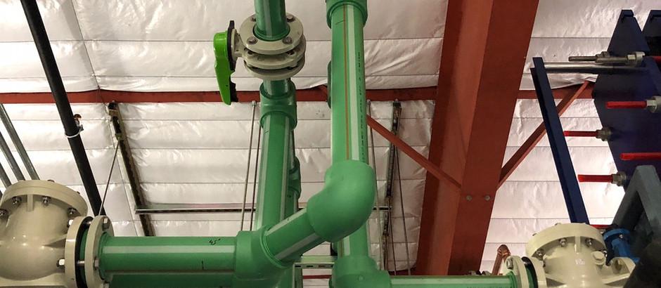 Asahitec™ Chiller Installation in Texas