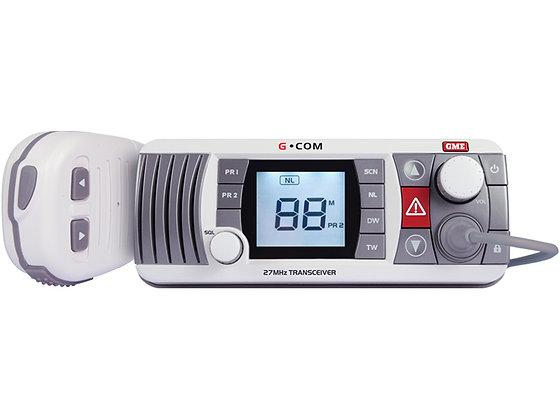 GX400W 27MHz Marine/CB Radio - White