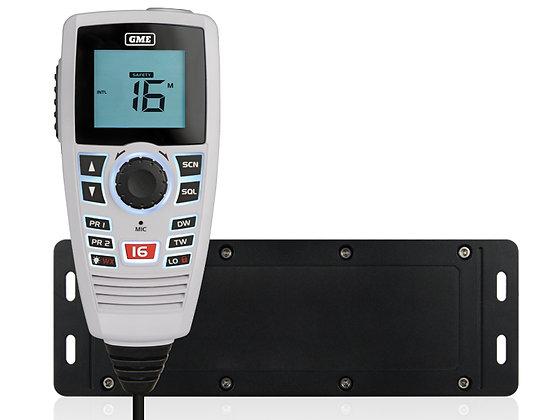 GX750W Black Box VHF Marine Radio - White