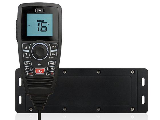 GX750W Black Box VHF Marine Radio - Black
