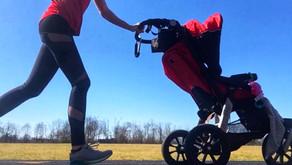 Stroller Running Tips