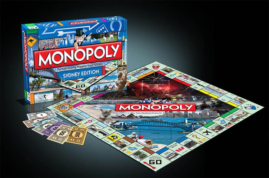 Monopoly Sydney Edition