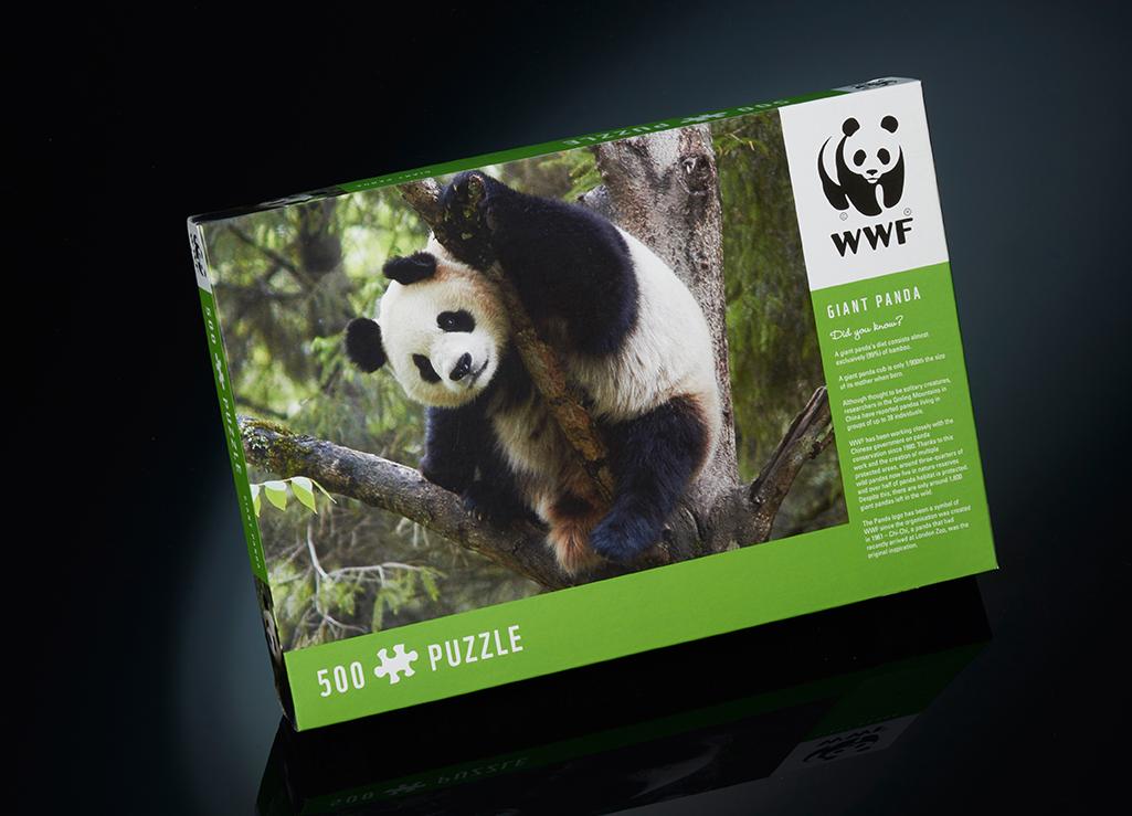 WWF 500pc puzzles