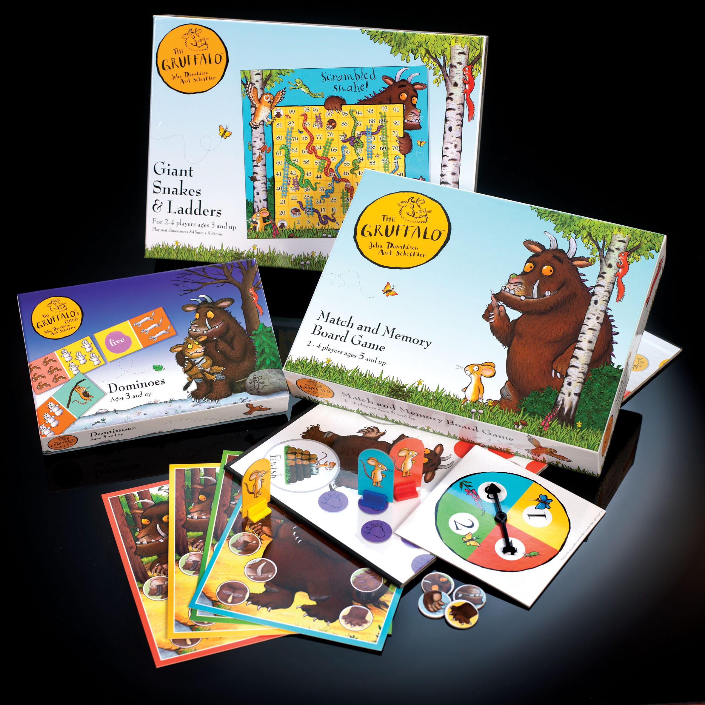 Gruffalo Board Game
