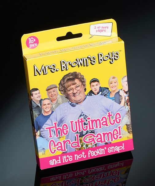 Mrs Browns Card Game