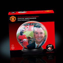MUFC 3D Football Puzzle