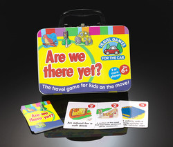 Are We There Yet travel game