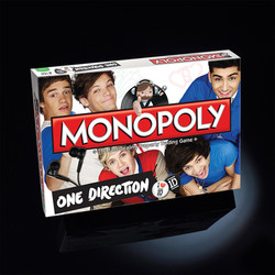 1Direction Monopoly