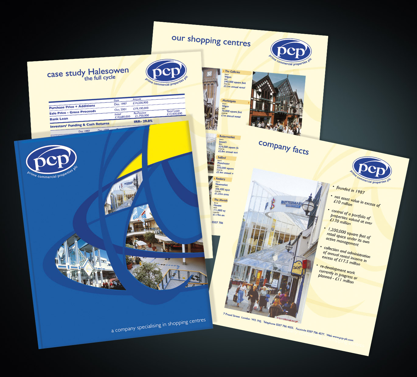 PCP Corporate Brochure