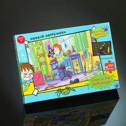 Horrid Henry Puzzles