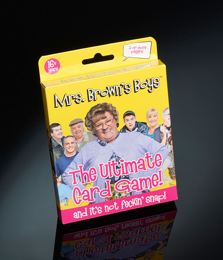 Mrs Brown's Boys Card Game