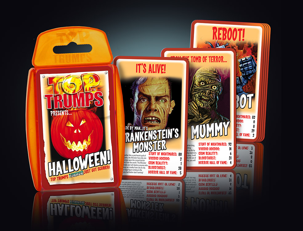 Top Trumps Halloween