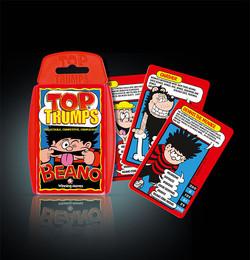 Top Trumps Beano
