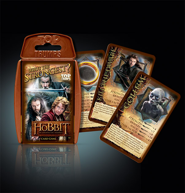 Top Trumps The Hobbit