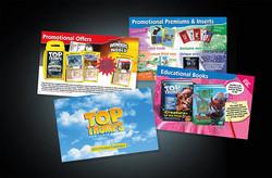 Winning Moves USA cross sell leaflet