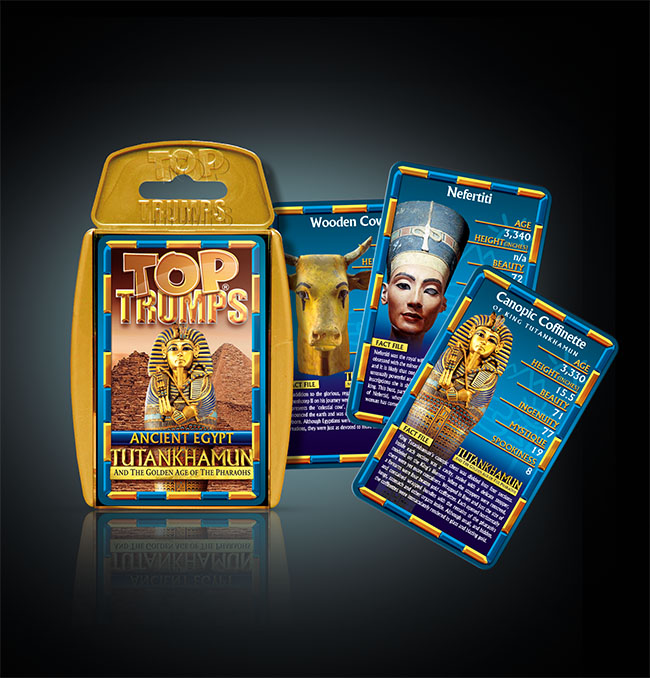 Top Trumps Ancient Eygpt